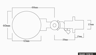 ŞAMANDIRA (FLATÖR) SDM-01 MİNİ - Thumbnail