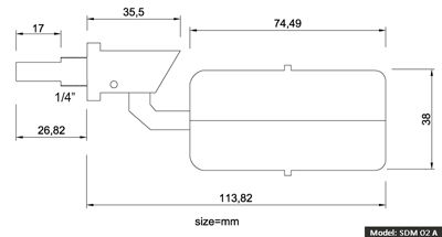 ŞAMANDIRA (FLATÖR) SDM-02-A