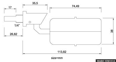 - ŞAMANDIRA (FLATÖR) SDM-02-A (1)